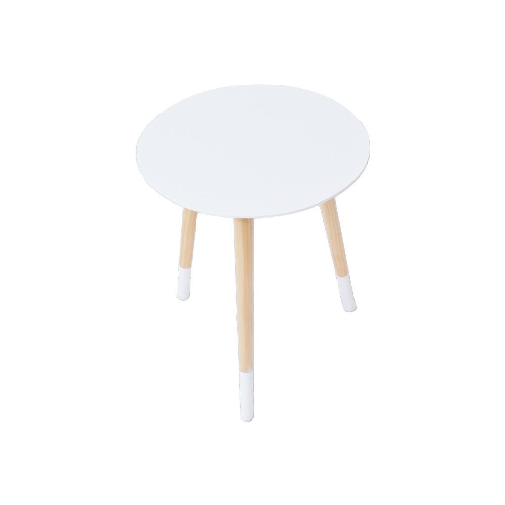 طاولة خدمة مفرد ابيض C-17c011