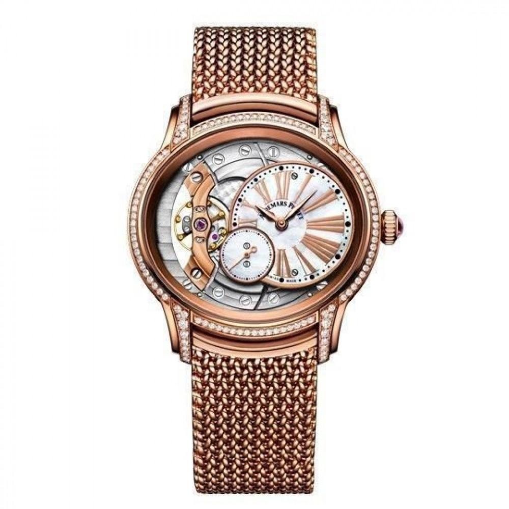 ساعة اوديمار بيجيه الأصلية الثمينة جديدة كليا