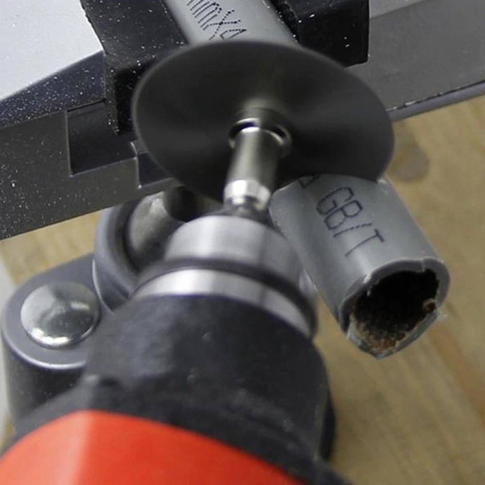 5  قطع مبرد من الصلب المسنن للحفر على الخشب والبلاستيك والصفائح الحديد