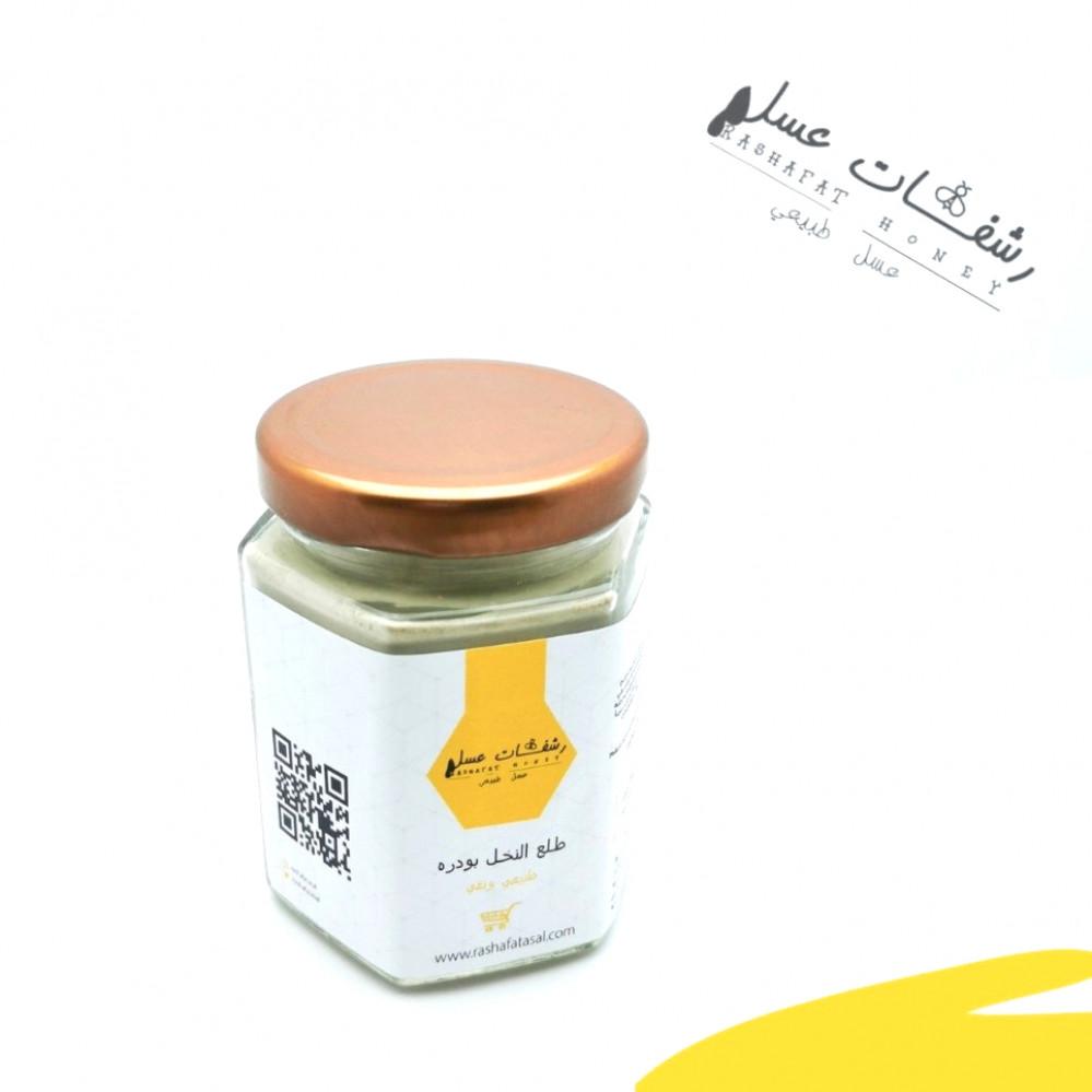 طلع النخيل 100 جرام رشفـــات عسل