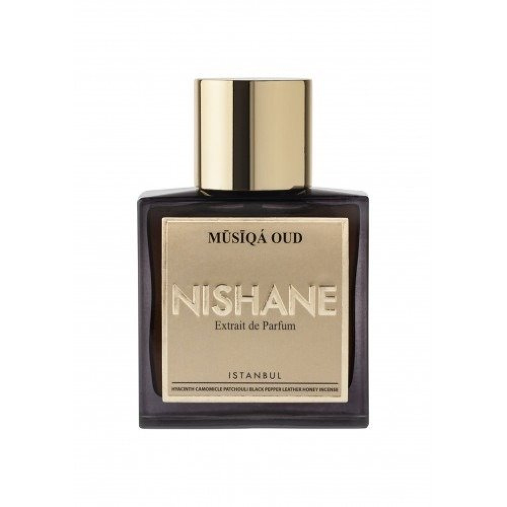 Nishane Musiqa Oud Extrait de Parfum 50ml خبير العطور