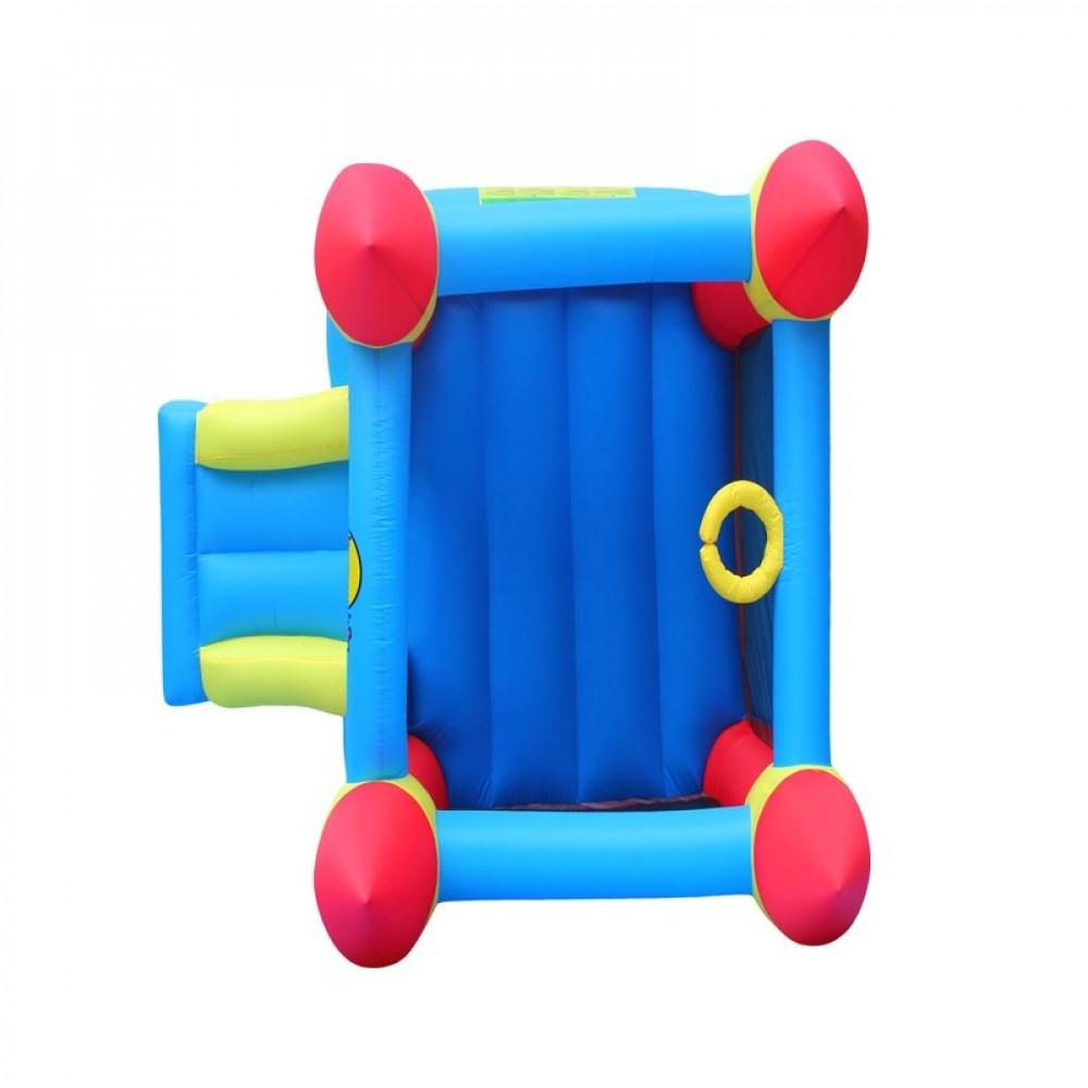 هابي هوب القلعة النطاطة مع زحليقة, Jumping Castle, Toys