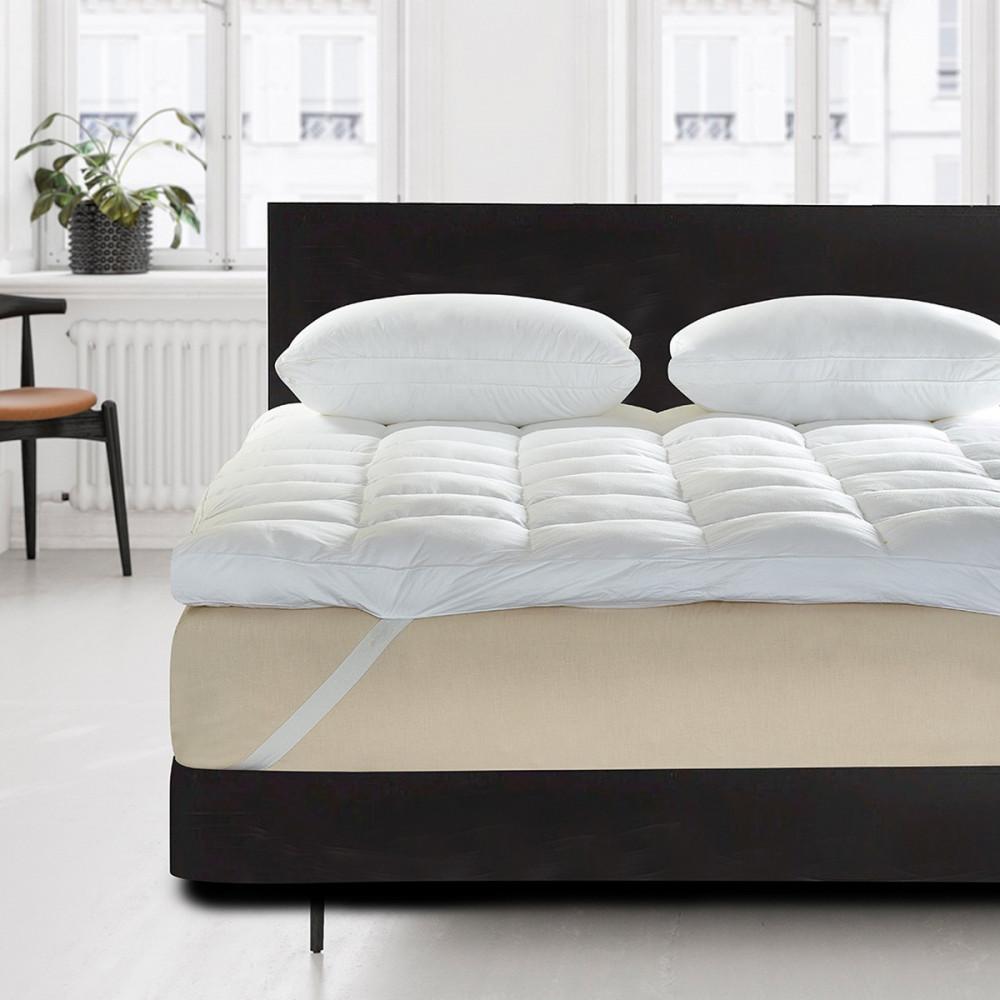 لباد سرير Luxury - قطن فاخر