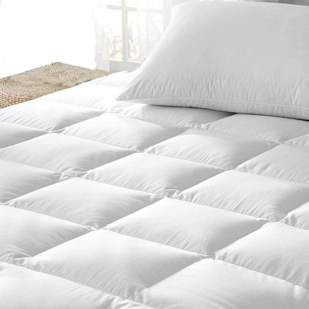 لباد سرير من برومس مرن و ناعم يمنحك الشعور بالرفاهية