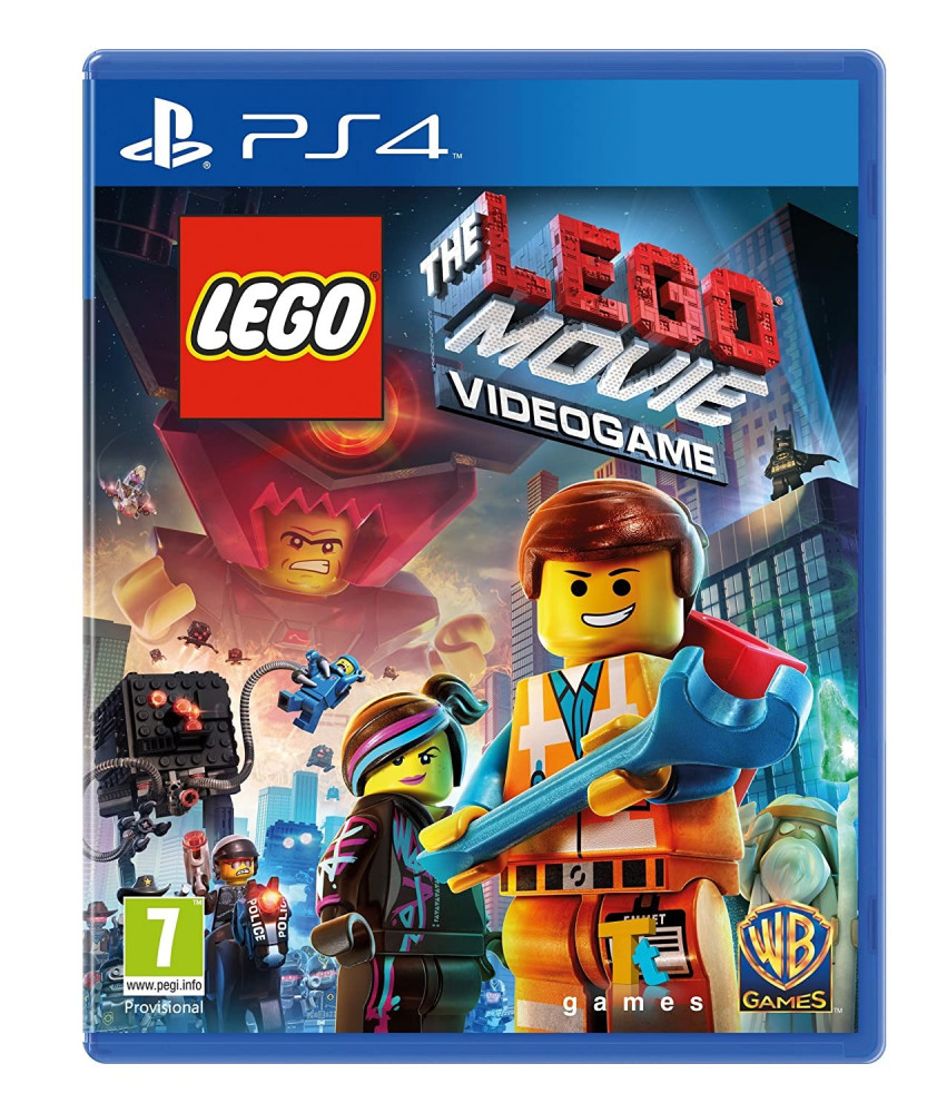 The LEGO Movie  Videogame-PS4
