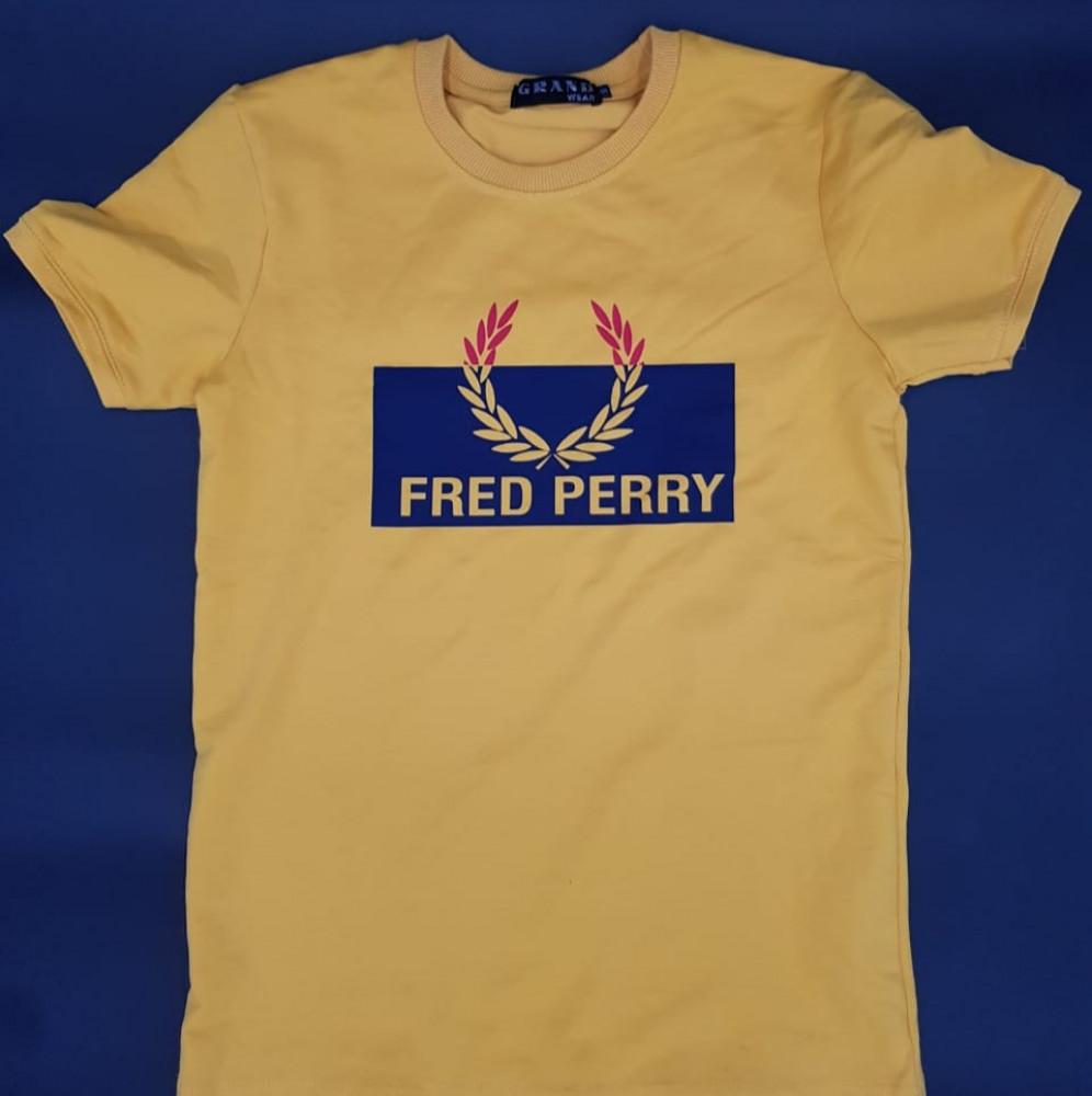 تي شيرت FRED PERRY جودة عالية