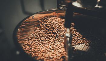 القهوة والحمصات