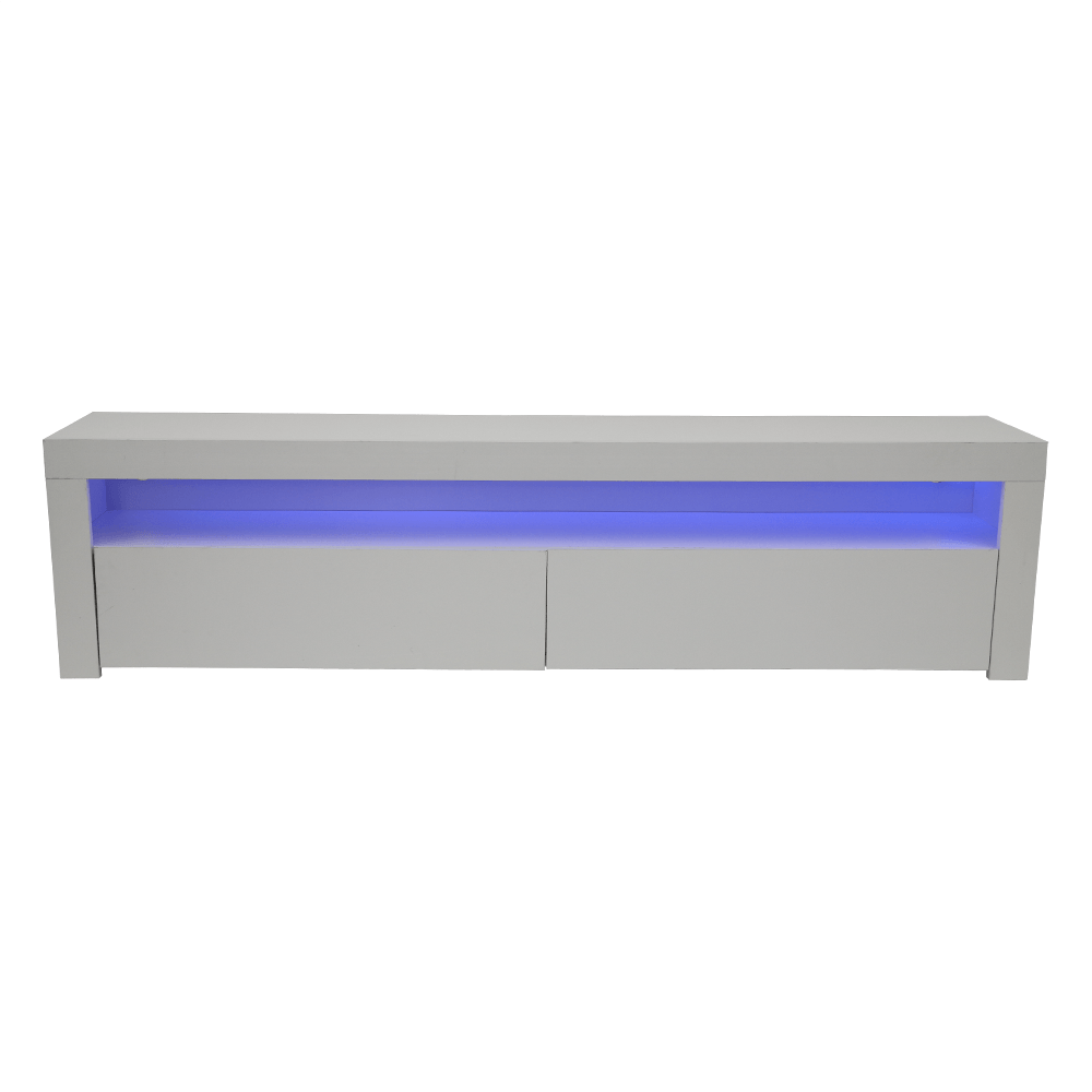 طاولة تلفاز خشبية ماركة NEAT HOME تتسع لجميع شاشات التلفزيون من يوتريد