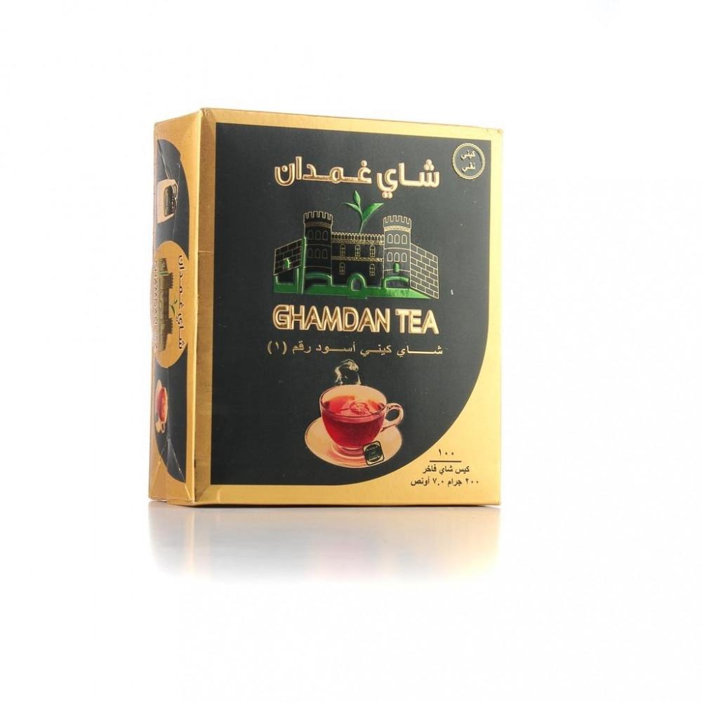 شاي غمدان علاقي 100 جم
