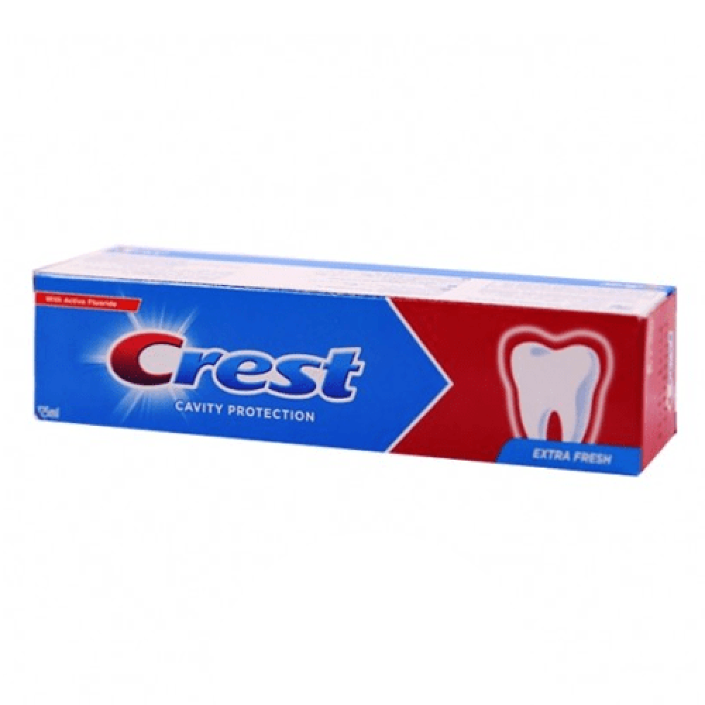 معجون اسنان حماية ضد التسوس اكسترا فريش من كرست