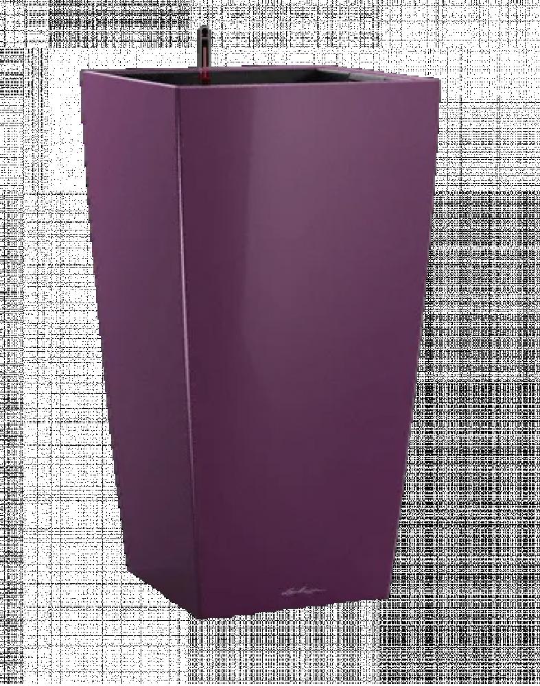حوض نبات ذاتي الري Lechuza Maxi Cubi Premium