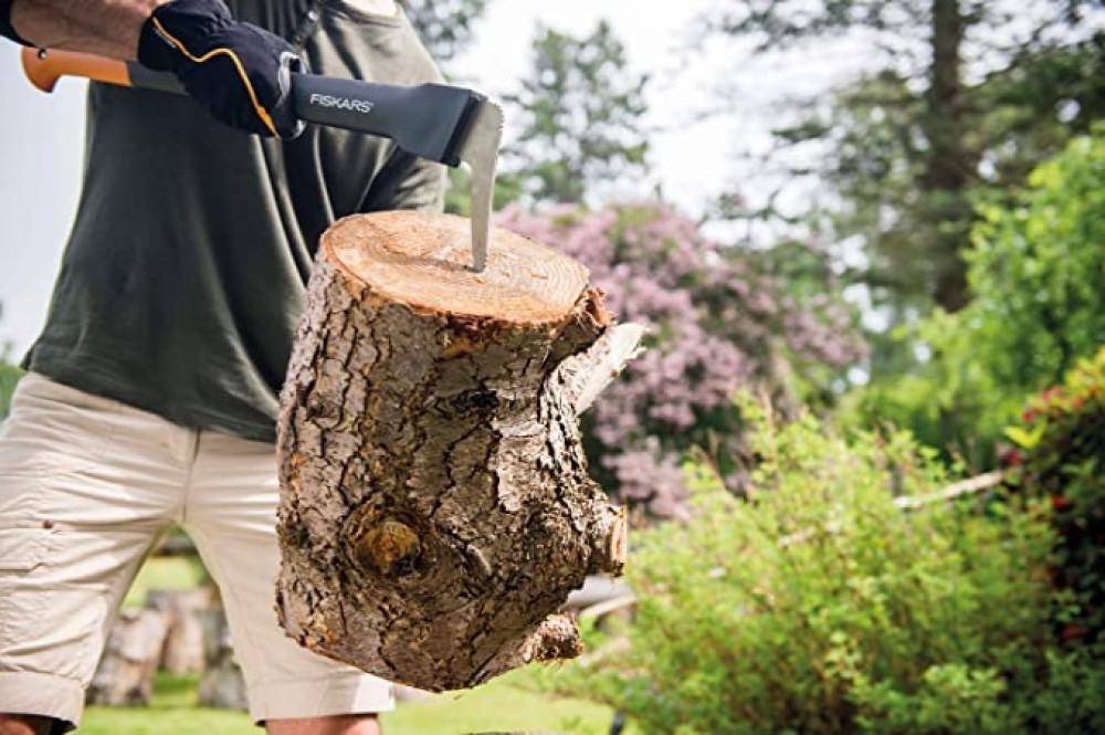 أداة حمل جذوع الأشجار الكبيرة