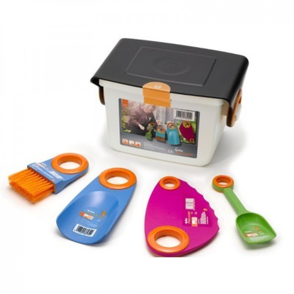 صندوق أدوات زراعية للأطفال