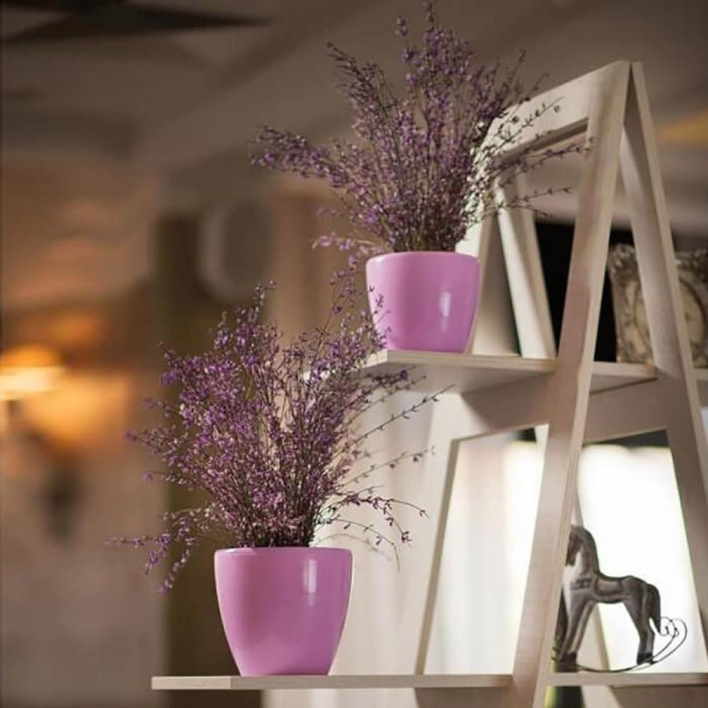 مراكن ري ذاتي اوروبي Santino Deco Twin Plus للنباتات الداخلية