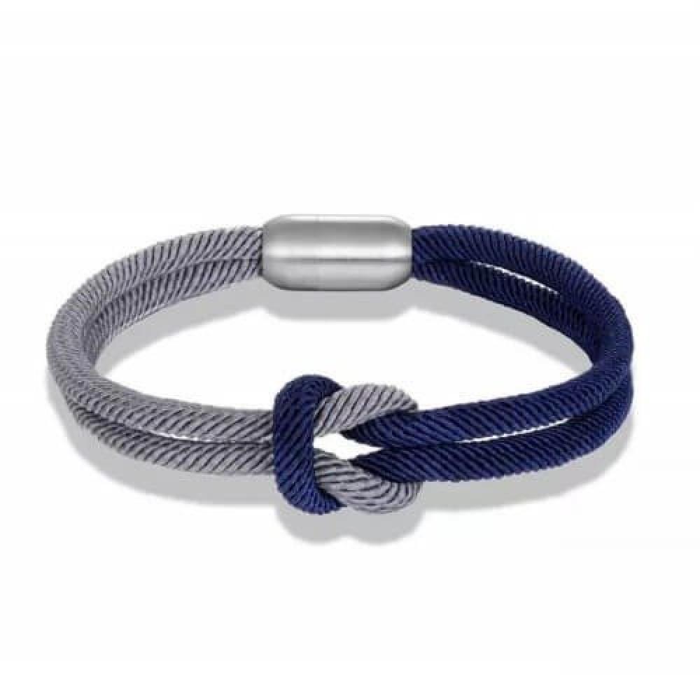 اسواره مغناطيسيية قماشيه بعقدة مميزة