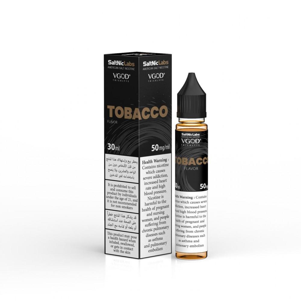 نكهة دراي توباكو سيجار سولت 30 مل DRY TOBACCO Salt