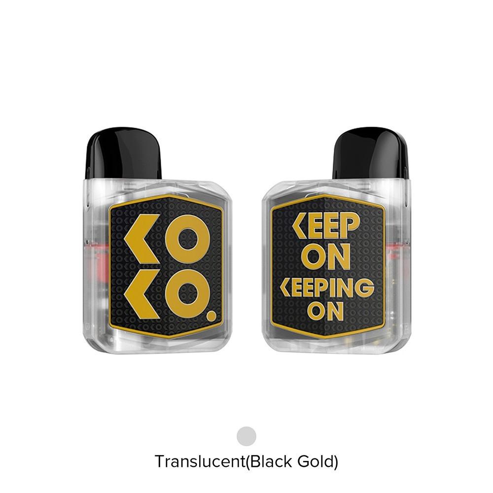 Caliburn KOKO PRIME VISION Translucent Black Gold