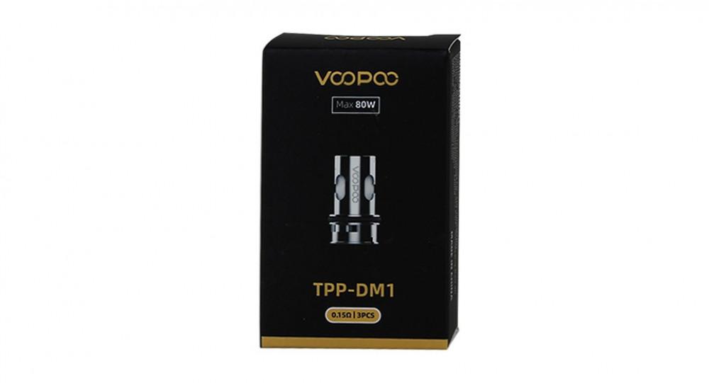 VOOPOO TPP-DM1 Coil 0 15ohm 3PCS Pack