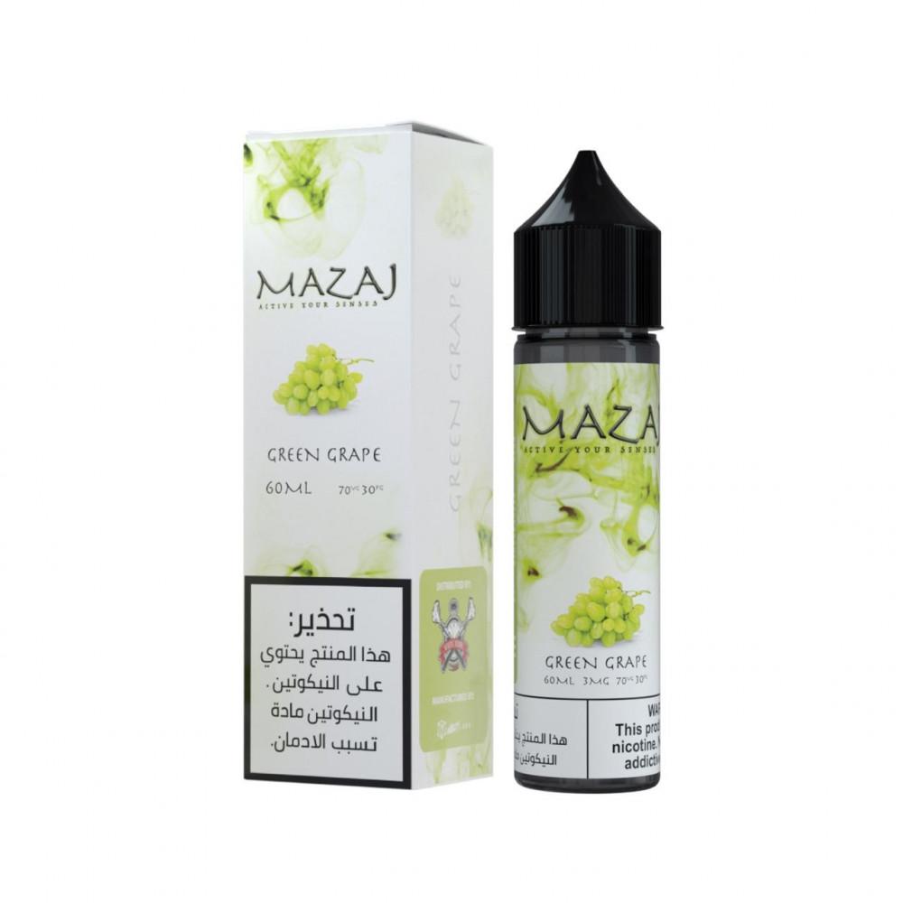 مزاج عنب اخضر MAZAJ GREEN GRAPE