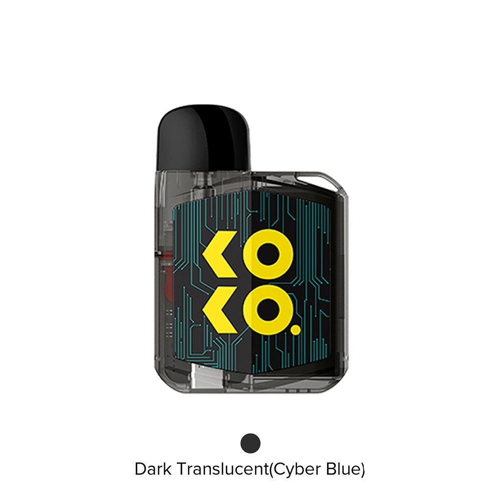 Caliburn KOKO PRIME VISION Dark Translucent Cyber Blue