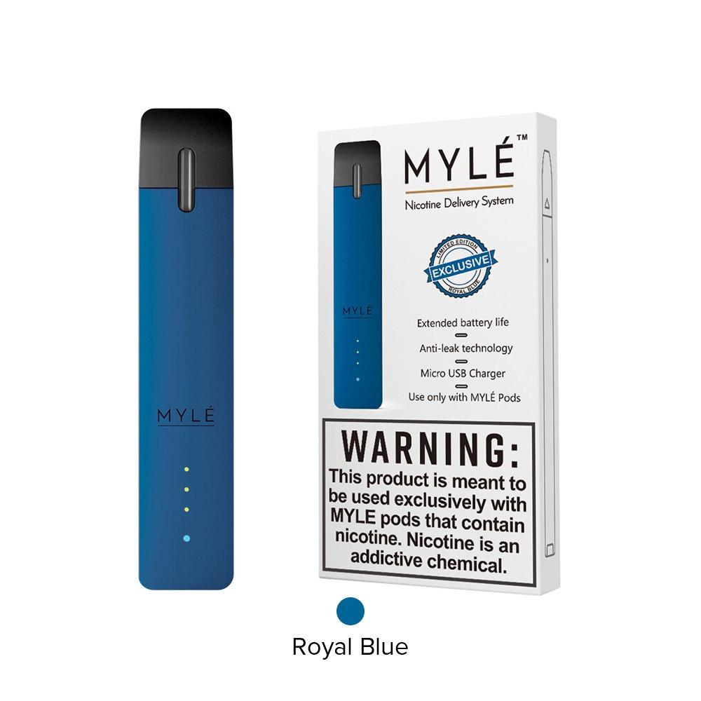 جهاز سحبة سيجارة مايلي MYLE
