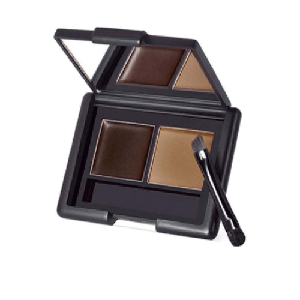 ايلف طقم بودرة الحواجب غامق Elf Studio Cosmetics Makeup Eyebrow Kit Da