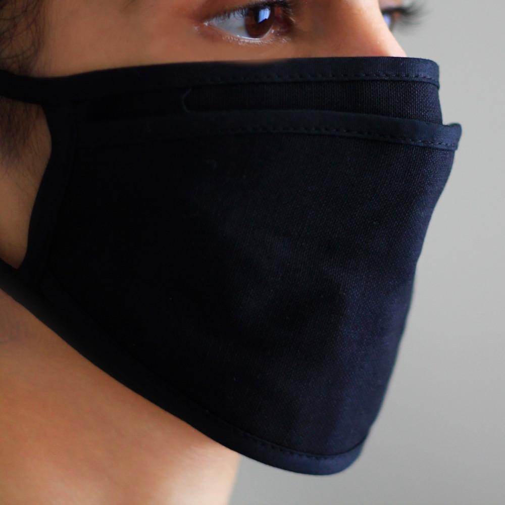 كمامة نسائية كمامة رجالية كمامة بلون أسود كمامة أبيض ماسك حماية