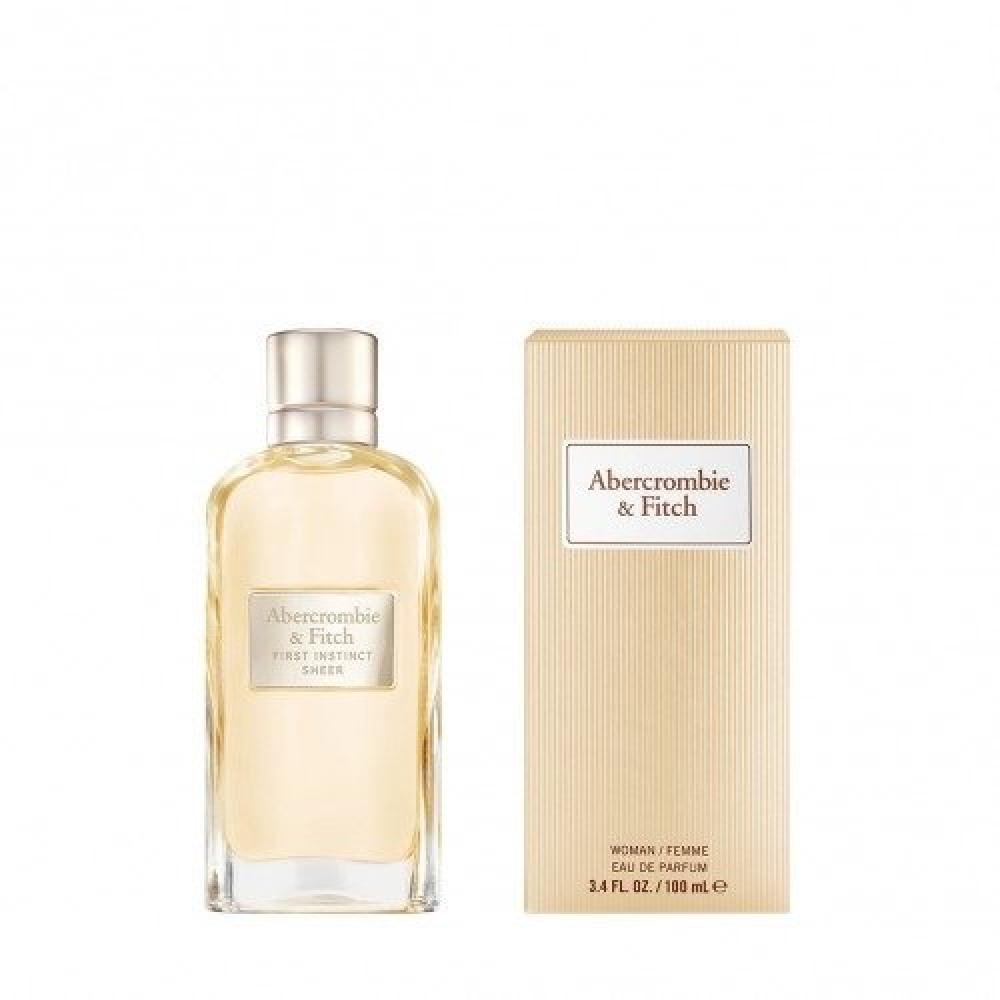 Abercrombie-Fitch Instinct Sheer for Woman Eau de Parfum 100ml خبير