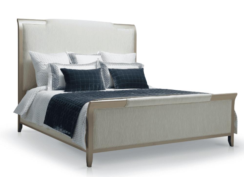سرير نوم مزدوج للبيع - مخازن الأثاث