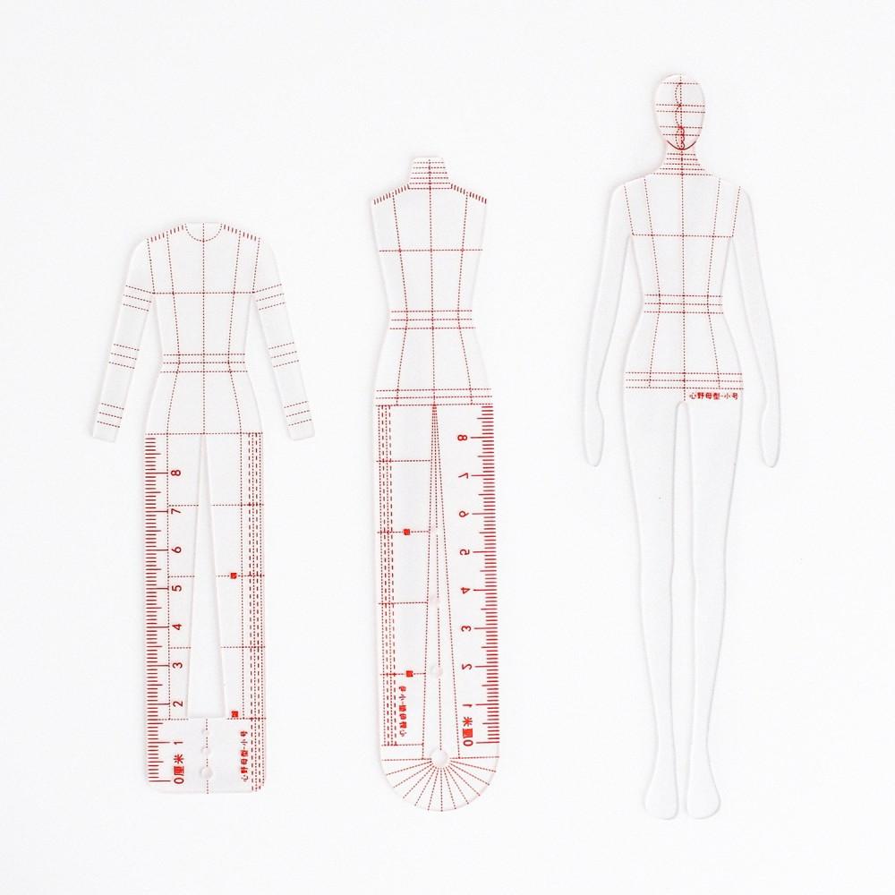 مانيكان طريقة رسم المانيكان اساسيات تعلم الرسم تصميم الأزياء متجر
