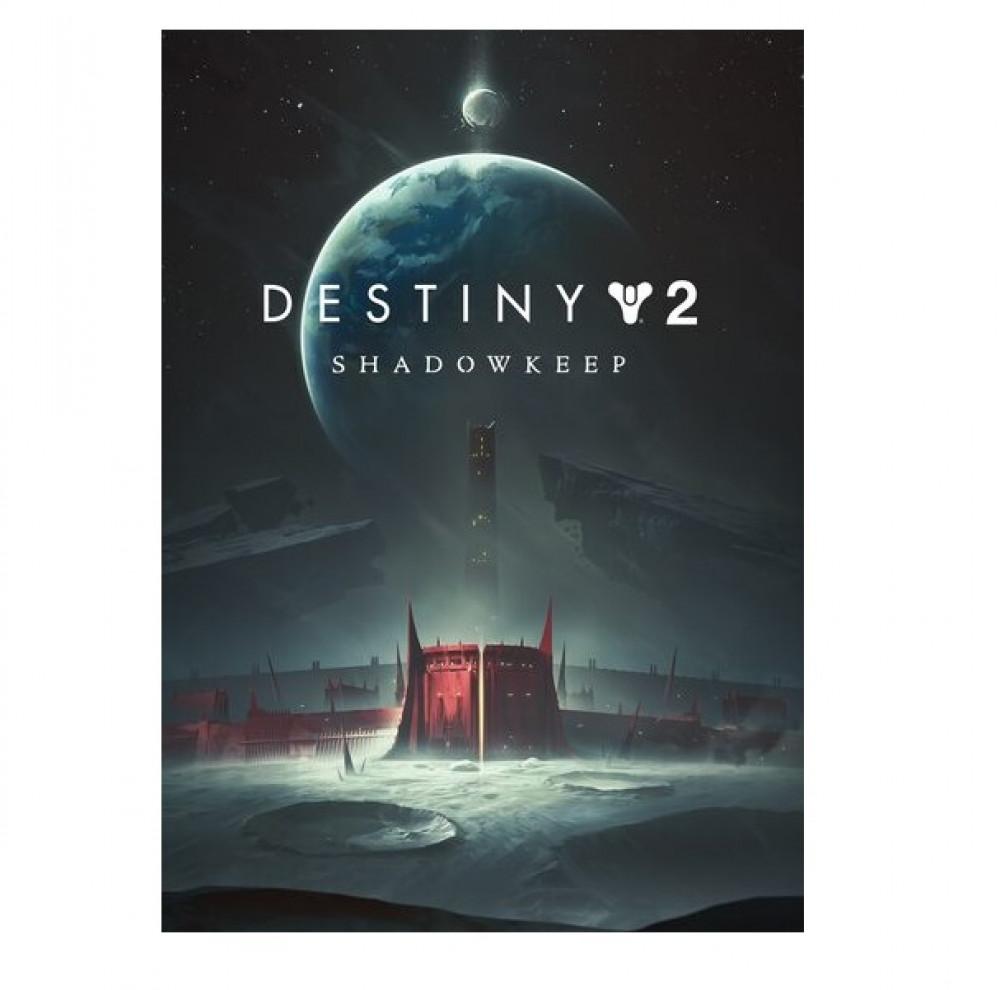 إضافة لعبة  Destiny 2 Shadowkeep ستيم steam عالكمبيوتر  ديستيني 2 شادو