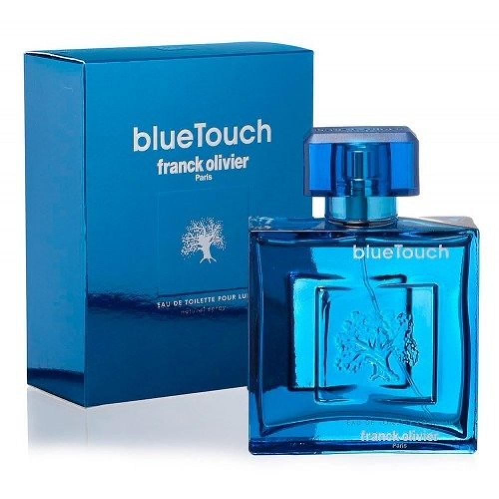 Franck Olivier Blue Touch Eau de Toilette 100ml متجر خبير العطور