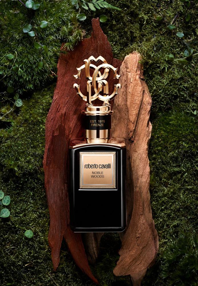 عطر روبرتو كفالي نوبل وود roberto cavalli noble woods parfum