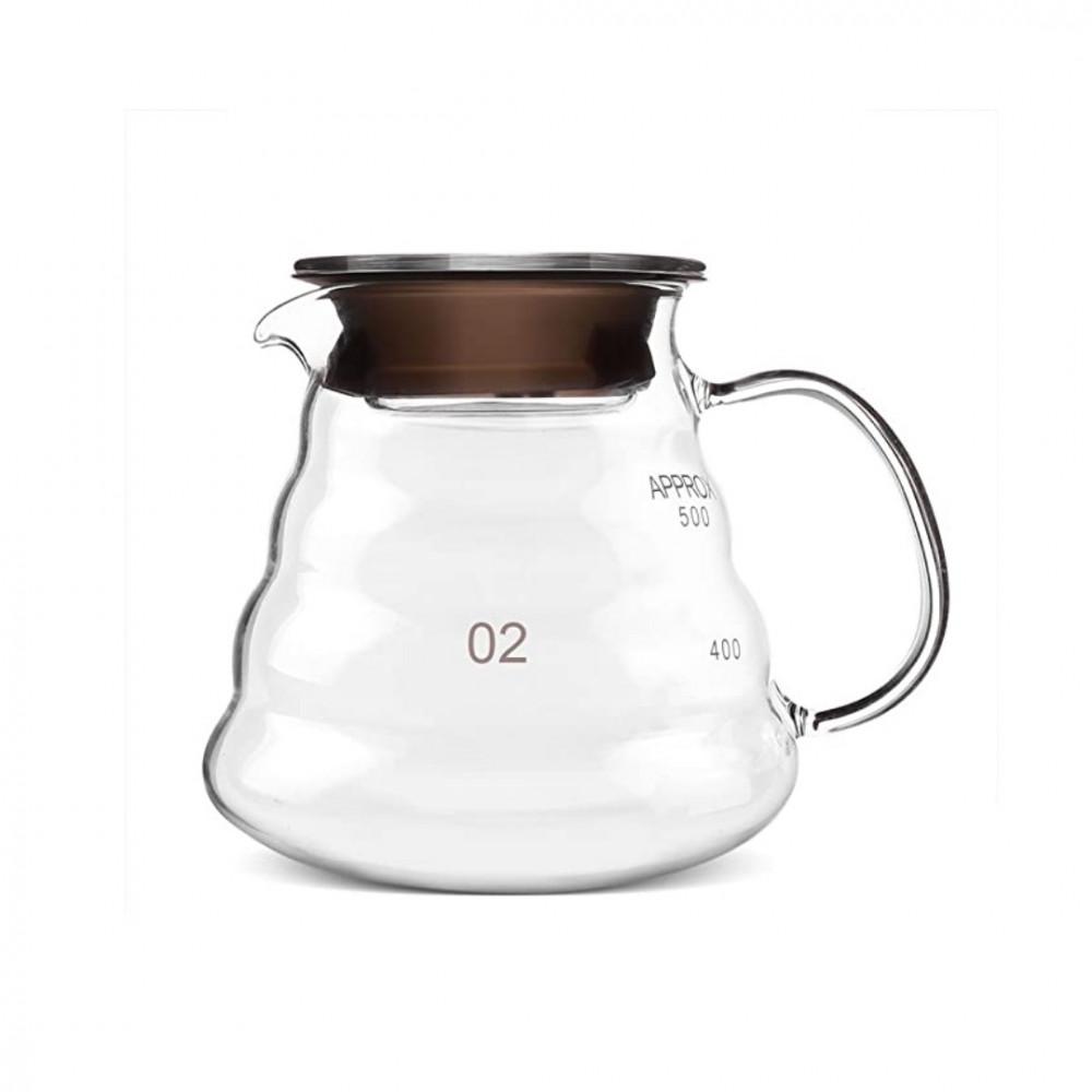 سيرفر تقديم وتقطير القهوة مقاس 02