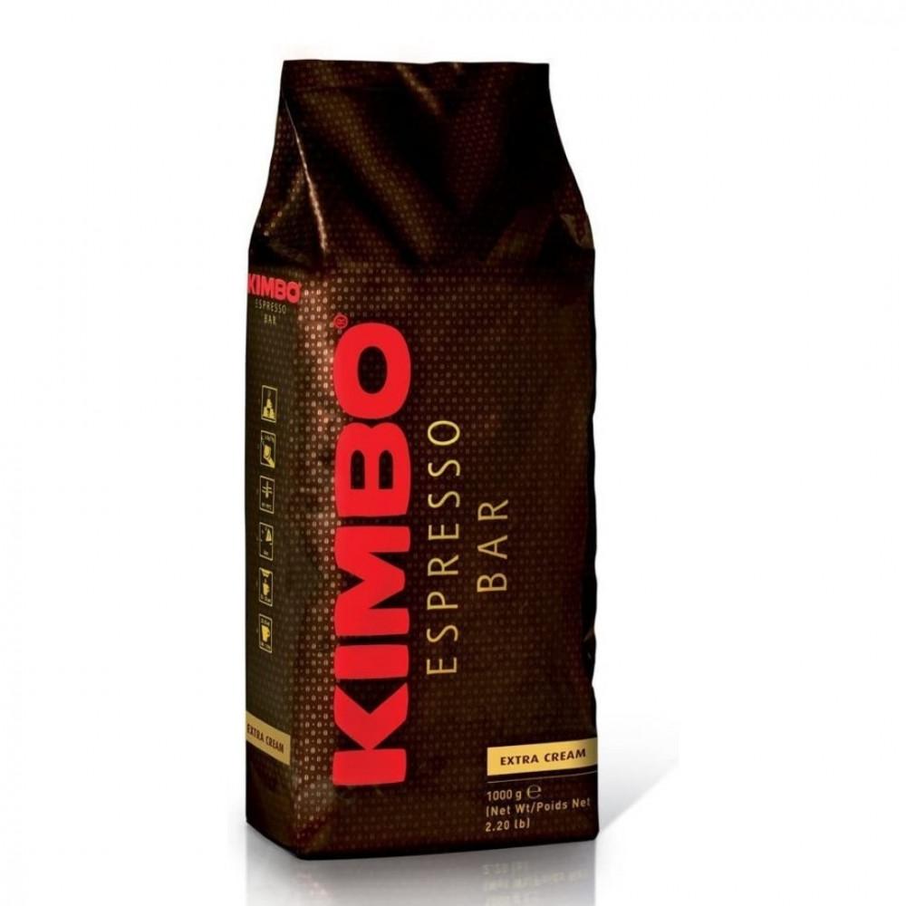 حبوب قهوة غير مطحونة من كيمبو حجم 1 كيلو