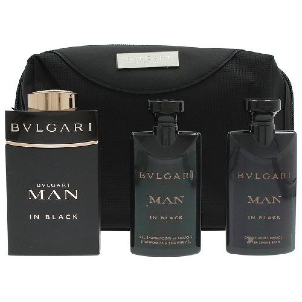 Bvlgari Man In Black Eau de Parfum Gift Set خبير العطور