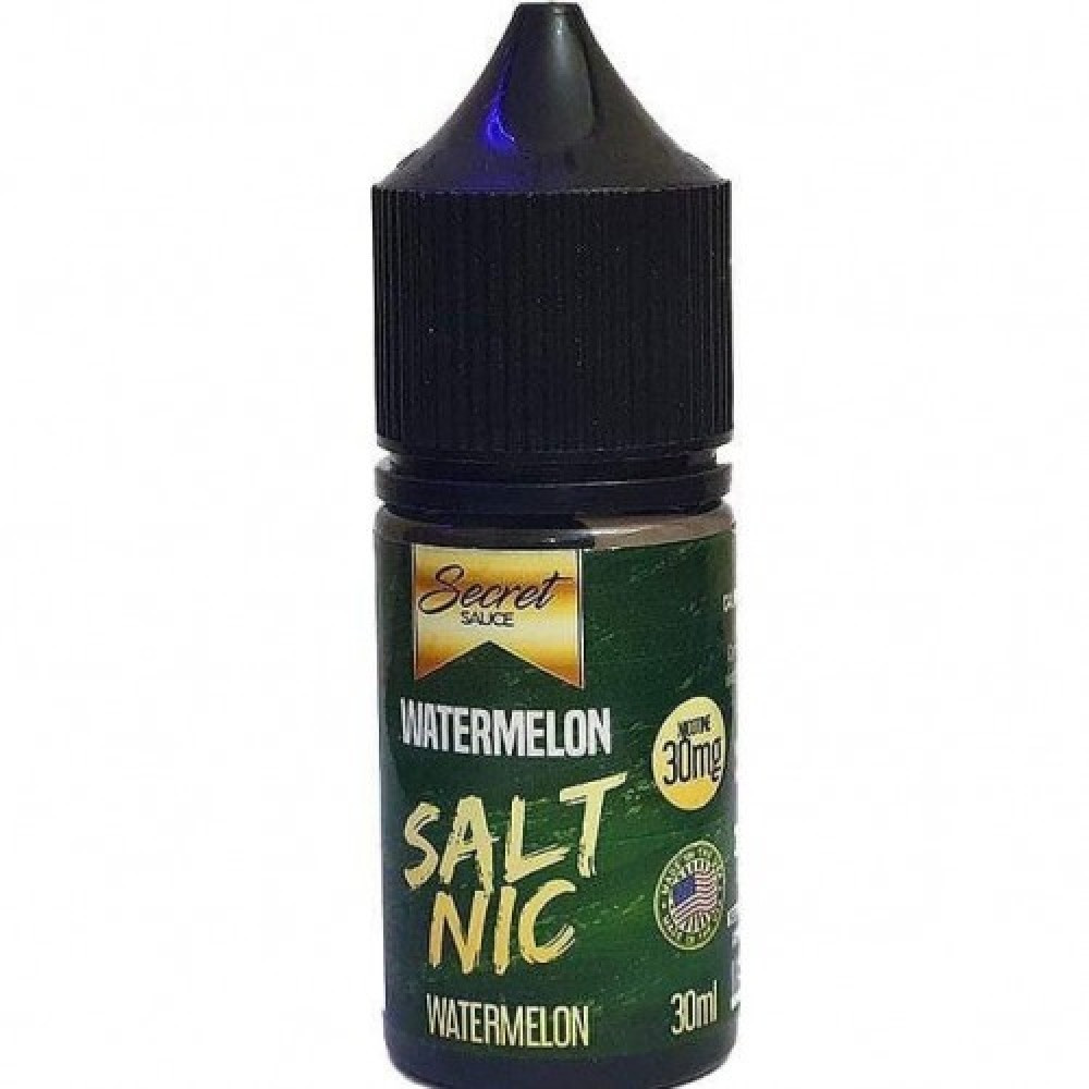 نكهة سيكرت سوس بطيخ - سولت - Secret Sauce Watermelon Salt