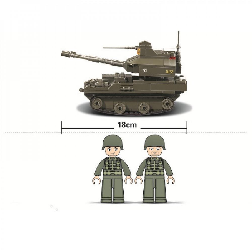سلوبان, قطع تركيب مدرعة جيش, ألعاب, Toys, Sluban