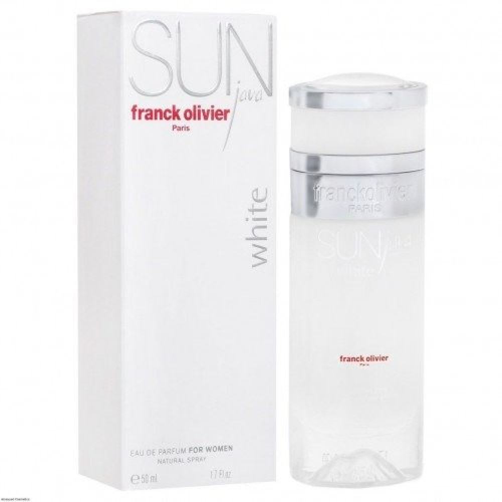 Franck Olivier Sunjava White for Women Eau de Parfum 75ml متجر خبير ال