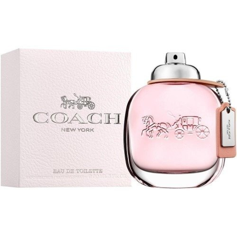 Coach New York Eau de Toilette 50ml خبير العطور