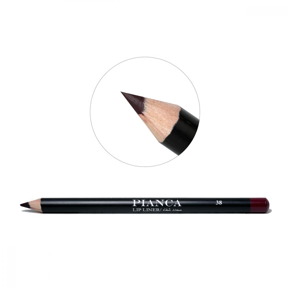 PIANCA Lip liner Pencil No-38