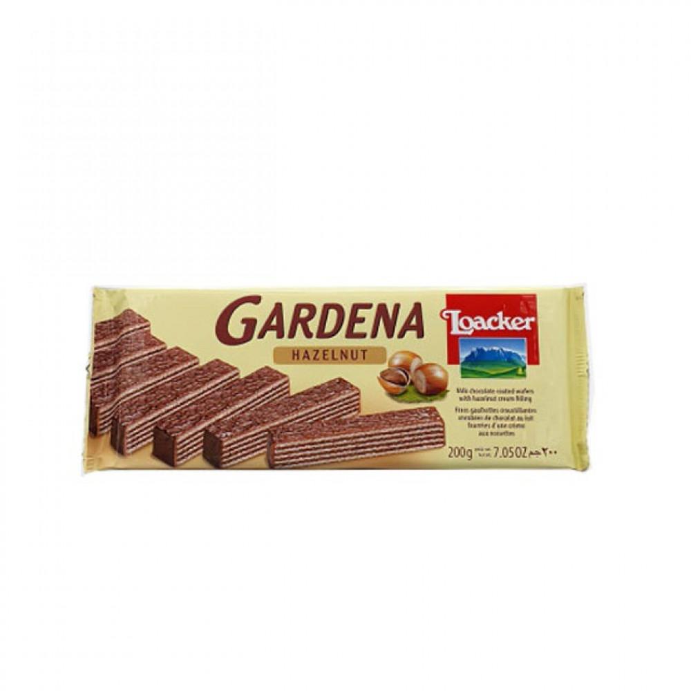 لواكر ويفر جاردينا بالبندق10 200 حلويات كابر