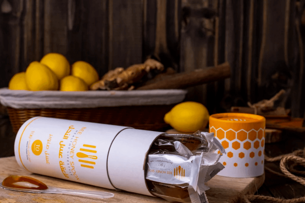 ملعقة عسل صنوبر تركي 10 ملاعق