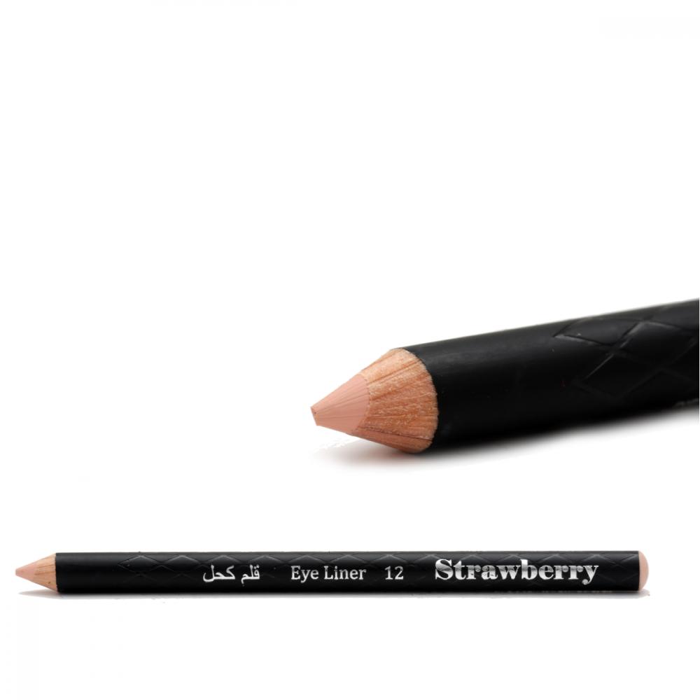 Strawberry Eye Liner Pencil No-12