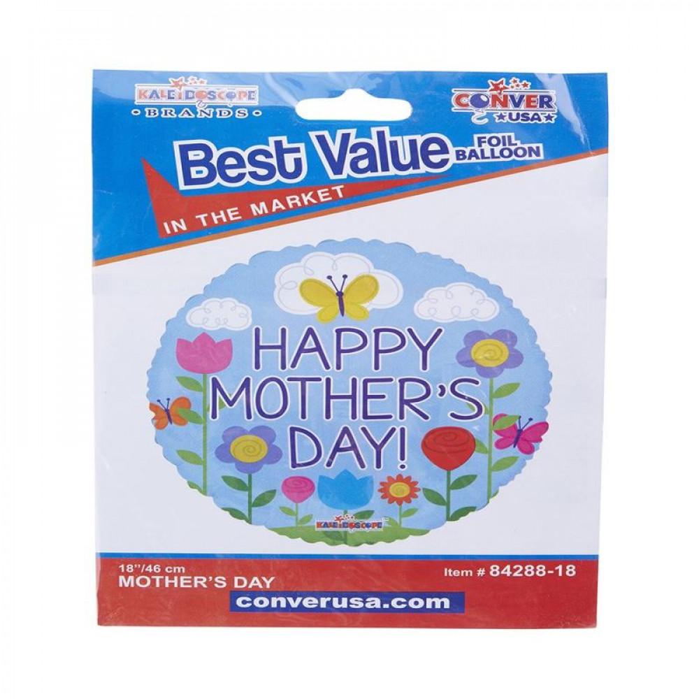بالون للأم, بلونات أشكال, Happy Mothers Day, Mothers Day Balloon