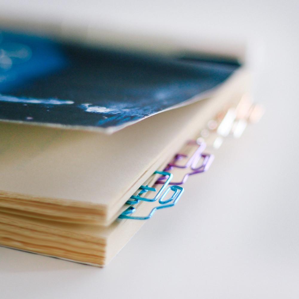 دبابيس الاوراق مشبك ورق مشابك ورق منظم مكتبي مطلي معدني أدوات مدرسية