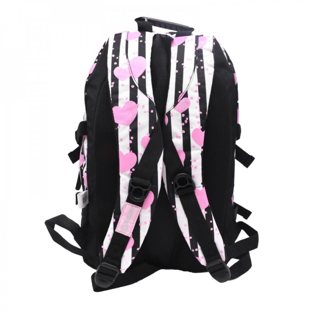 شنطة ظهر قلوب زهري بوز, Backpack, Pause