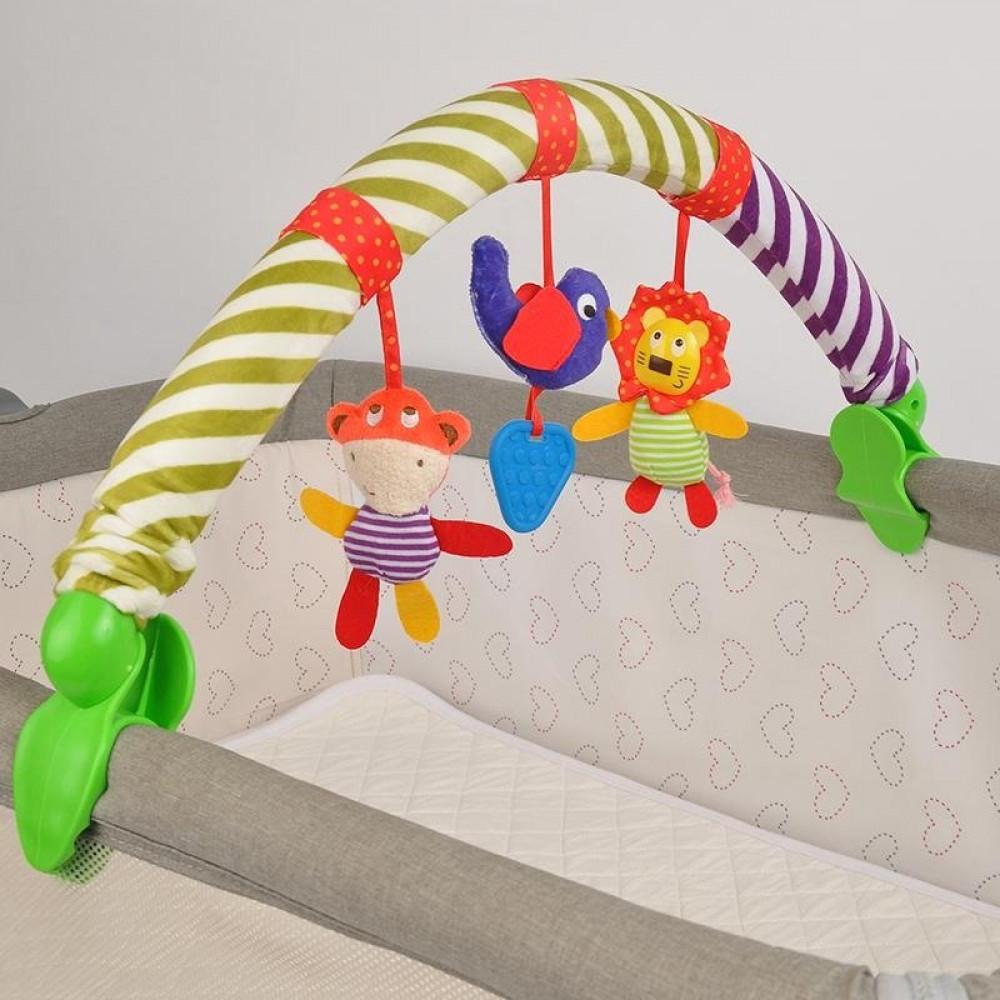 لعبة طفل رضيع شكل حيوانات
