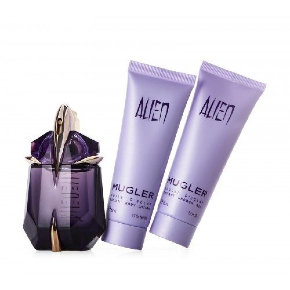 Mugler Alien Eau de Parfum 3 Gift Set متجر خبير العطور