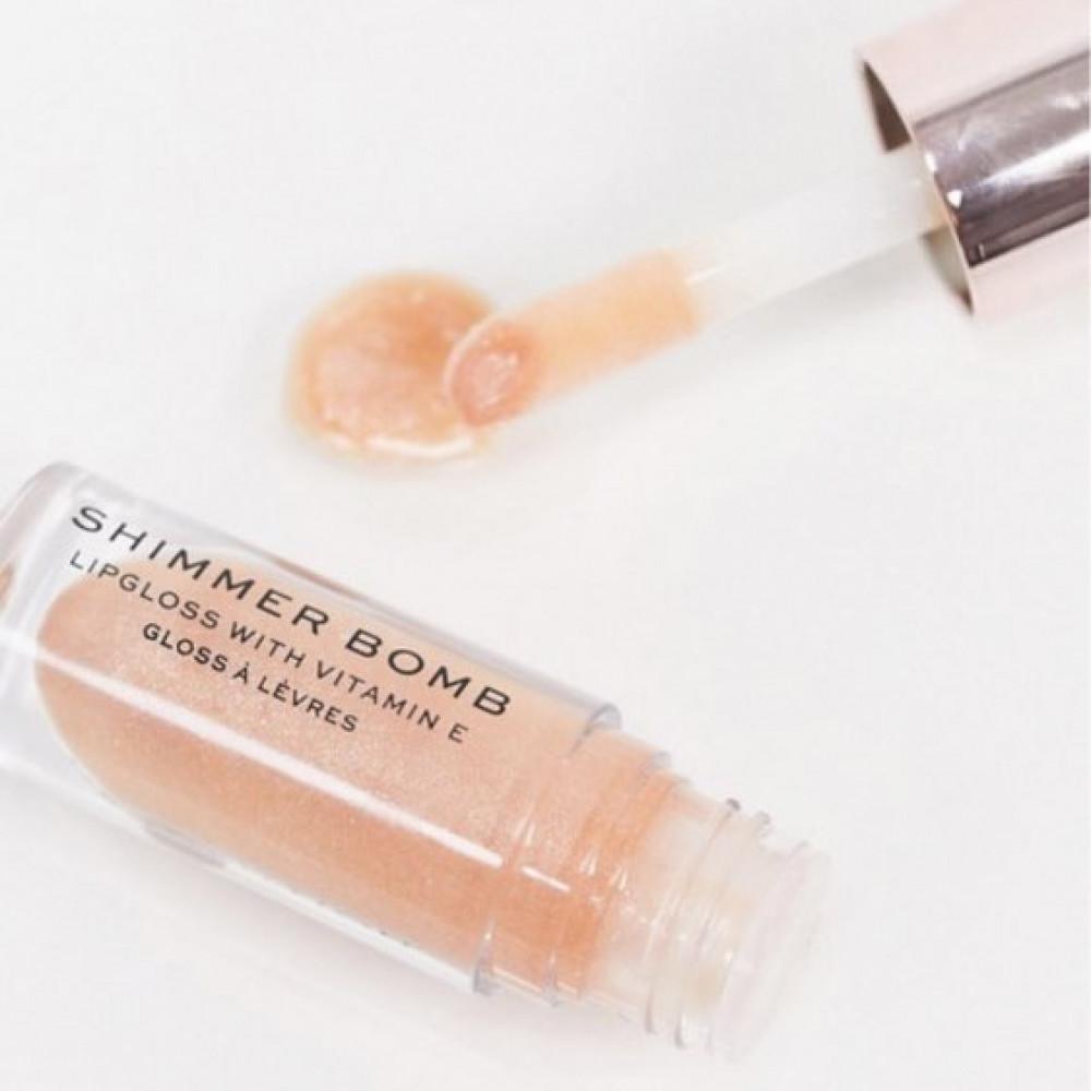 قلوس من ريفلوشن Revolution Pout Bomb Plumping Lip Gloss - Starlight